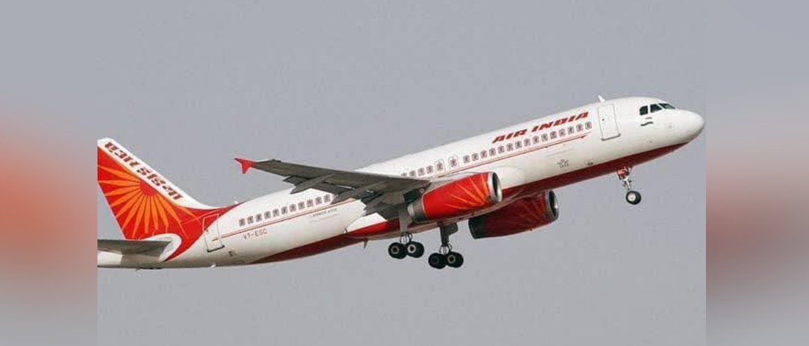 First Air India flight took off for Ahmedabad and Delhi under the Air Bubble arrangement between India and Kenya.